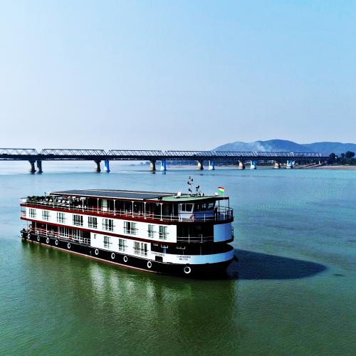 Cruising The Mighty Brahmaputra